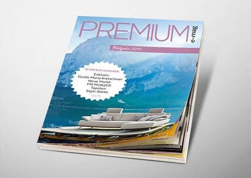 brandneue Premiummöbel magazin Emag