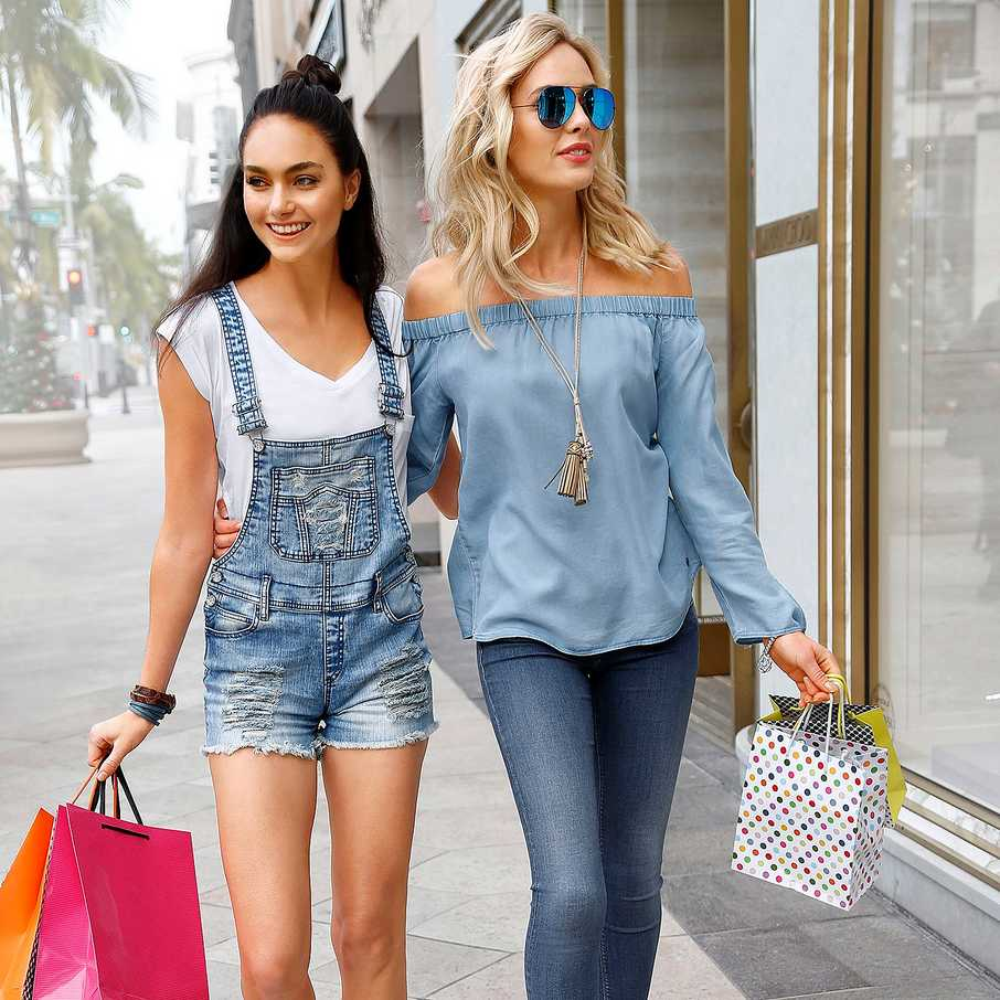Jeans Outfit-Galerie