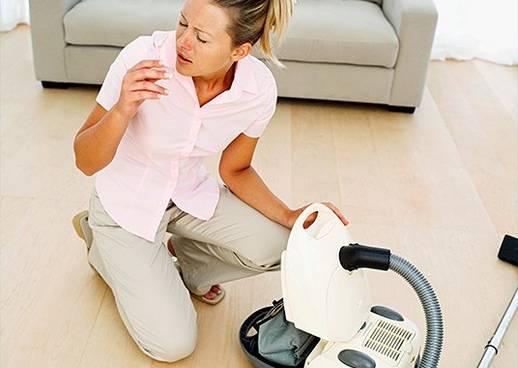 Allergiezeit Staubsauger Tipps