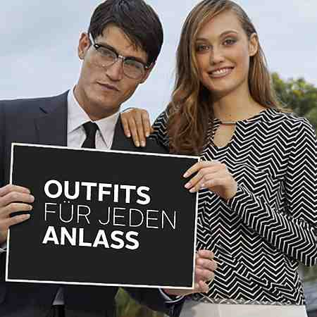 Outfits für jeden Anlass