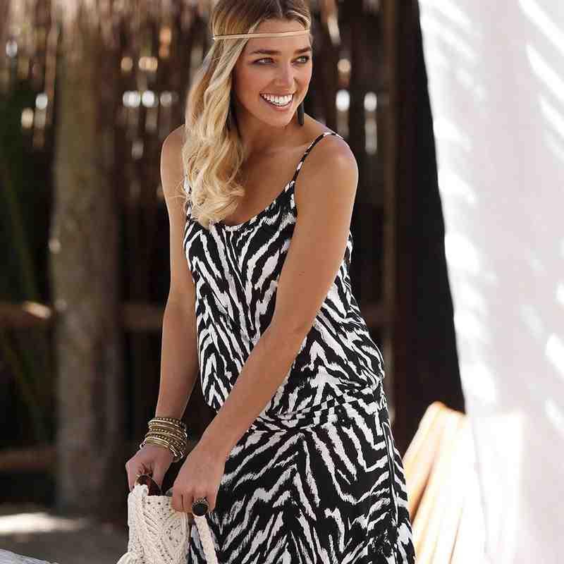 Damen: Bademode: Strandbekleidung: Strandkleider
