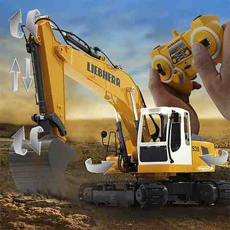 Spielfahrzeuge: Ferngesteuerte Fahrzeuge: RC Baufahrzeuge