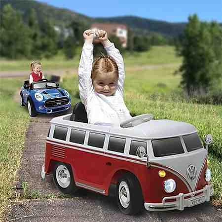 Kinderfahrzeuge: Детям-Elektrofahrzeug