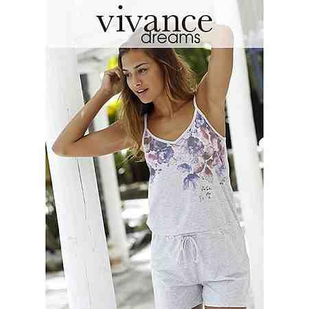 Dessous und Wäsche für Damen von Vivance. Sexy Spitze und raffinierte Details zeichnen Dessous von Vivance aus, aber auch Basic-Wäsche von Vivance verzaubert!