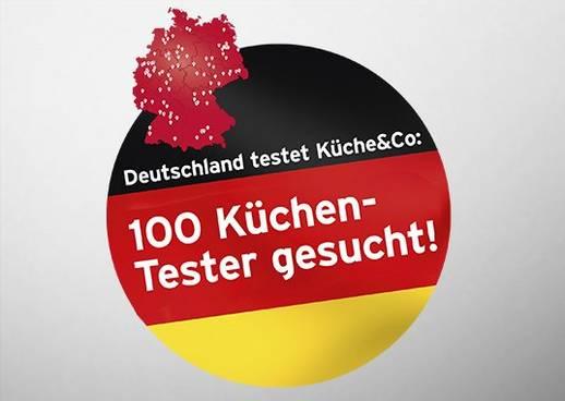 100 Küchen-Tester gesucht!