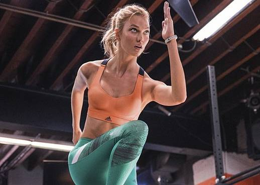 Karlie Kloss adidas Performance Reisetipps