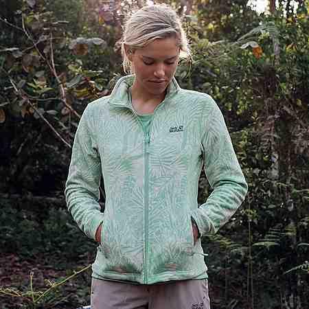 Damen: Jacken: Fleecejacken