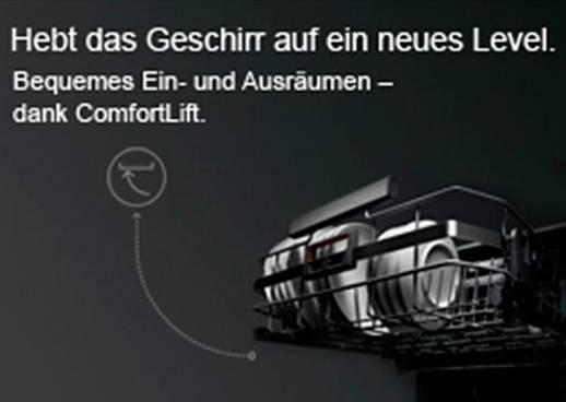 AEG Comfortlift