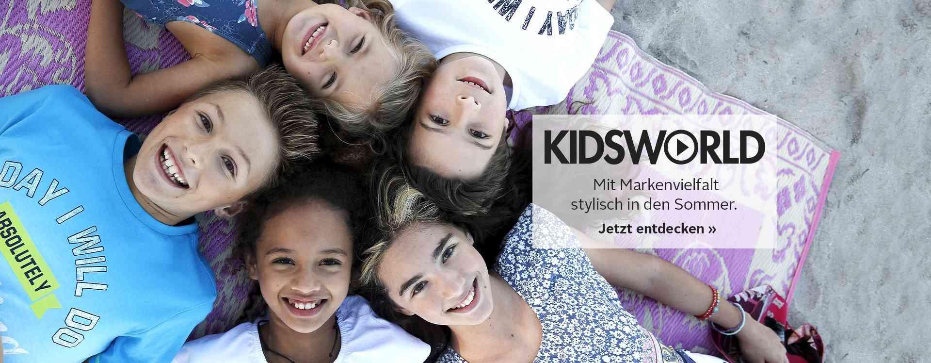 Die neue Frühjahrskollektion für Kinder ist da. Jetzt entdecken!