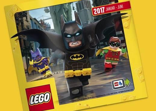 Der neue LEGO Katalog 2017