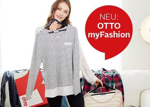 Persönliche Modeberatung OTTO myFashion