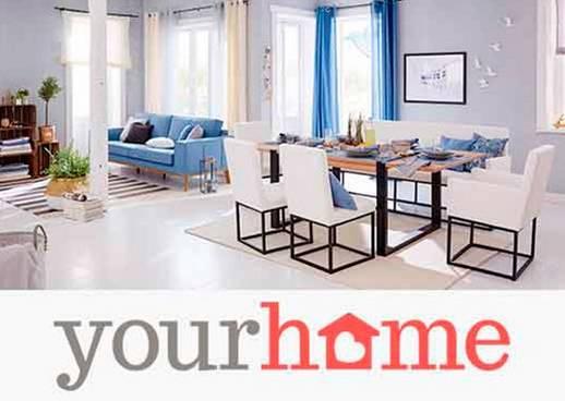 yourhome yourhome.de Einrichten Wohnen Möbel Heimtextilien Küche Deko Lampen