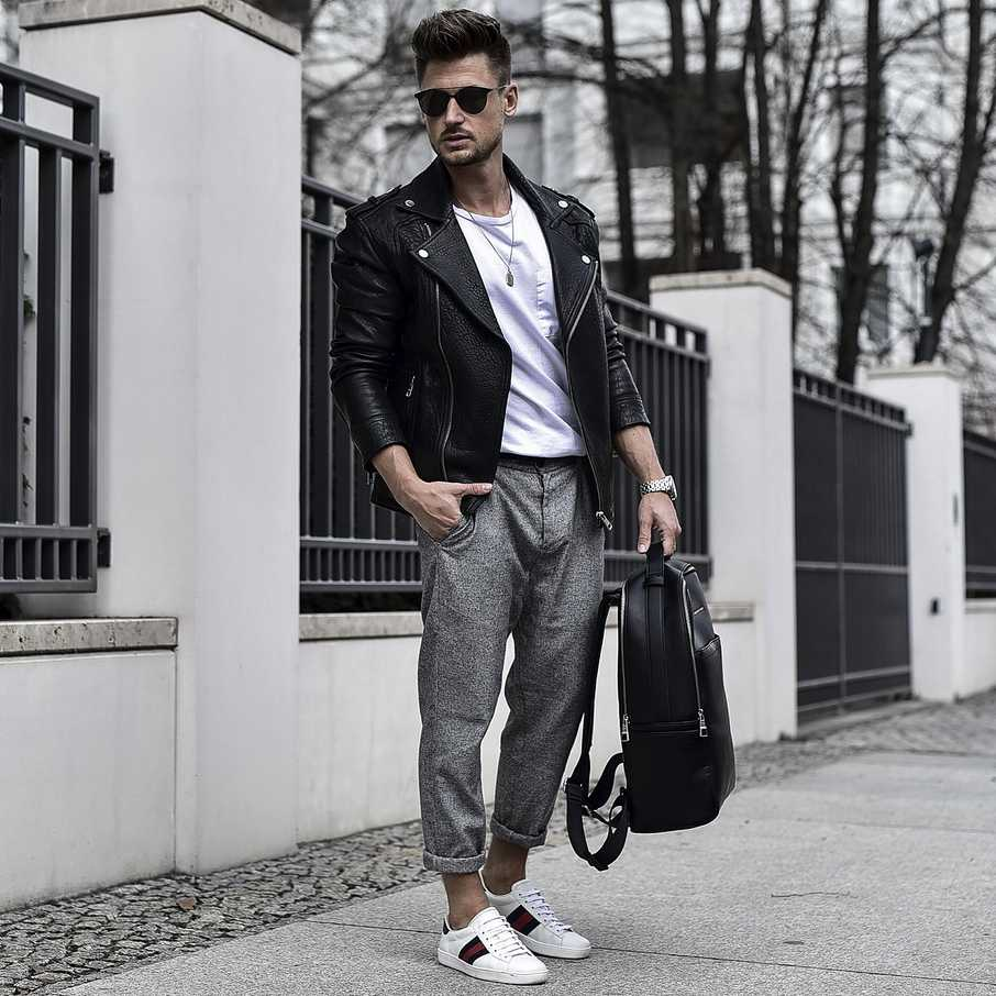 Tom meez Jerry, Blogger, Streetstyle, Fashion, Rucksack