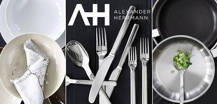 Alexander Herrmann Ассортимент