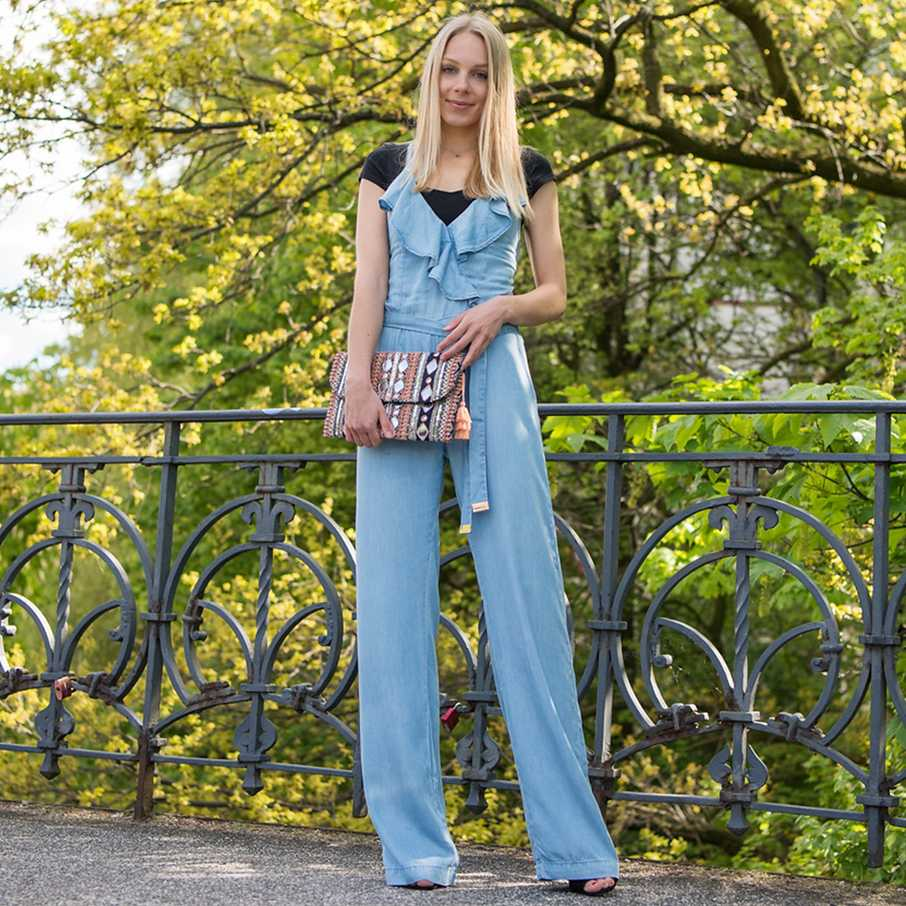 Jumpsuit, Two for Fashion,  Outfit, Looks, Streetstyles