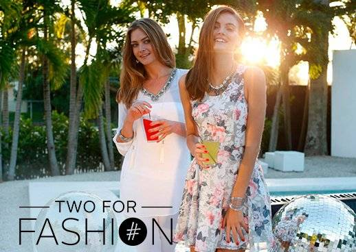 Sommer, Sonne, Partytime: Hier kommen vier stylische Outfits, die euch garantiert zum Party-Hingucker machen.