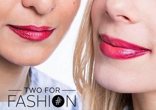 Ombré Haare waren gestern, heute tragen wir Ombré Lips. Wir zeigen in drei Schritten, wie einfach der neue Make-up-Trend gelingt.