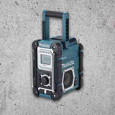 Baumaschinen: Baustellenradios