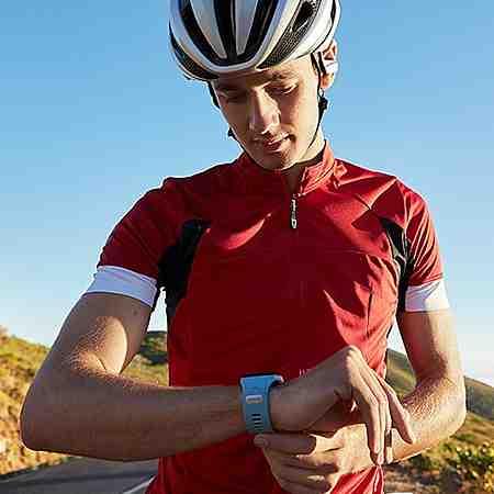 Multimedia: Navigation: Navigations-Uhr: GPS Sportuhr
