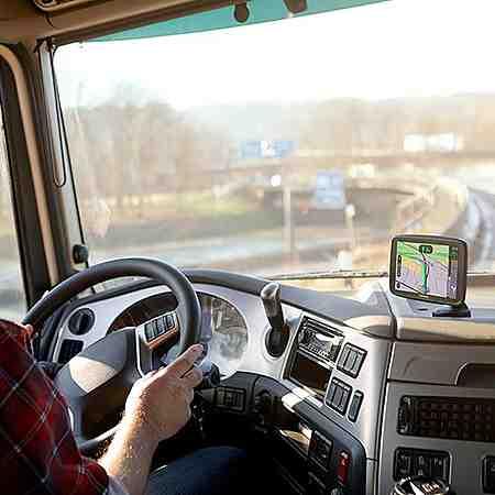 Multimedia: Navigation: mobile Navigation: LKW Navi