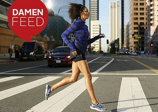 Woman's Run