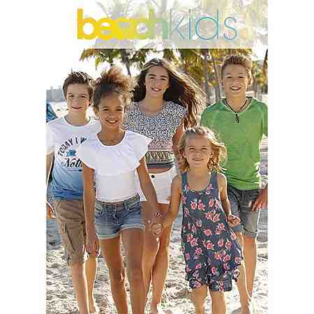 Inspiration: Beachkids