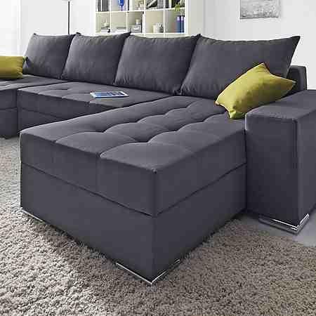 Möbel: Sofas & Couches: Wohnlandschaften