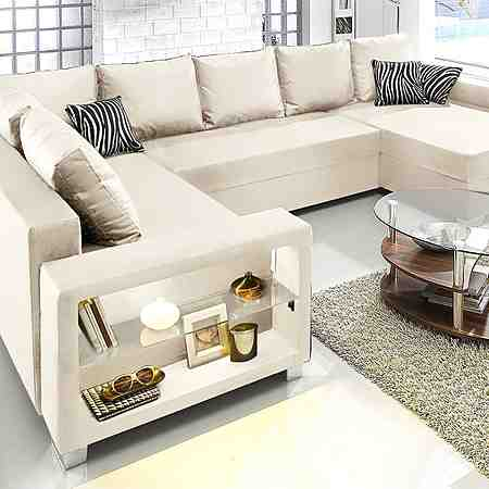 Sofas & Couches: Sofas mit LED