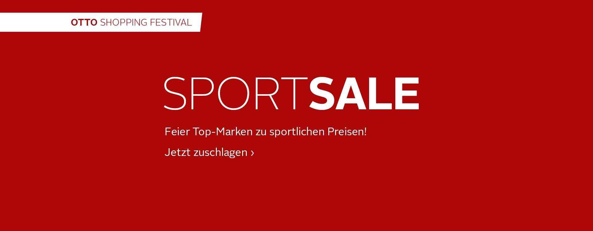 Sport-Sale: Reduzierte Sportmode und Sportzubehör - jetzt Schnäppchen sichern!