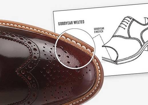 Rahmengenähte oder durchgenähte Schuhe? Wir helfen Ihnen bei der Wahl.