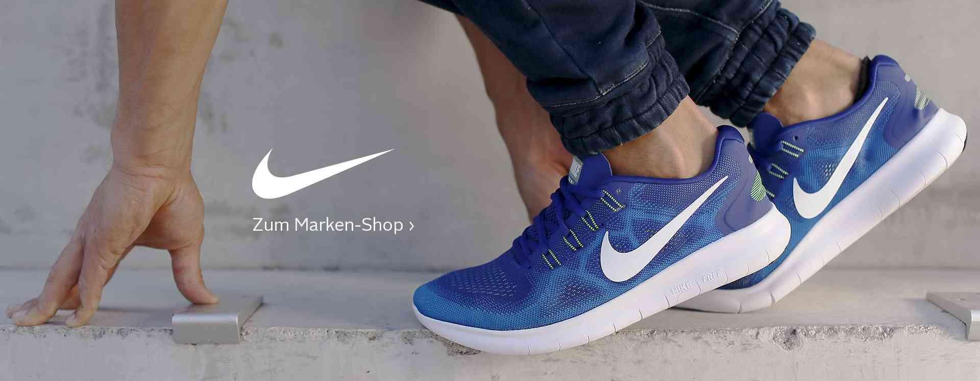 Sportmode von Nike - für jede Sportart das passende Outfit und Nike-Sportschuhe gibt's in unserem Nike-Shop - jetzt entdecken!