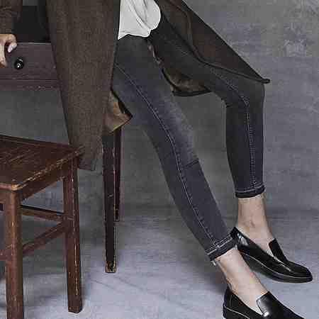 Damen: Jeans: Slim-fit-Jeans