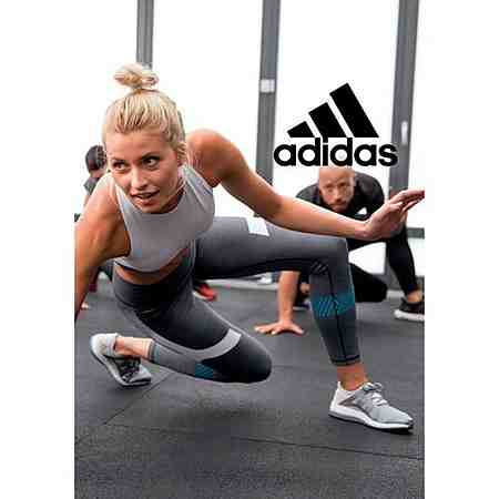 Sport: adidas: adidas Training - by Lena Gercke