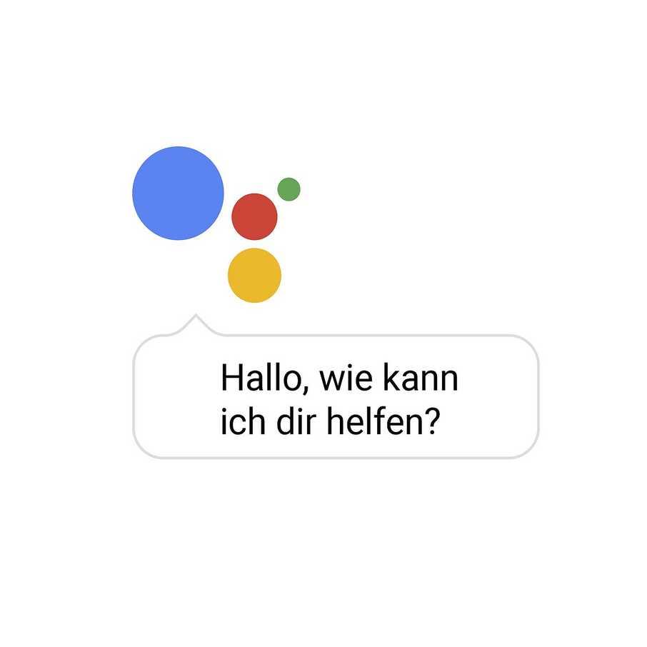 Google Home Sprachgesteuerter Lautsprecher mit Google Assistant
