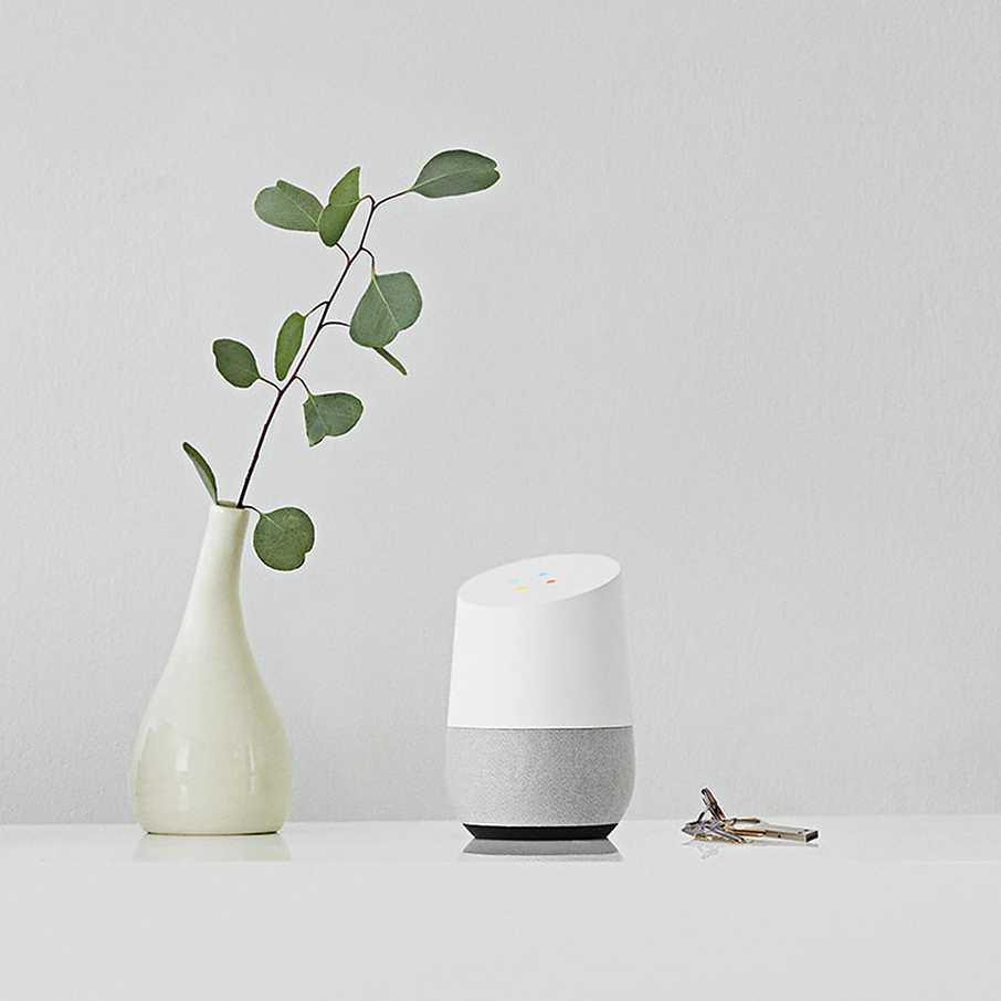 Google Home organisiert die deinen Alltag