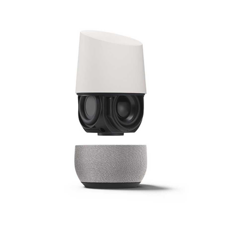 Ein Lautsprecher, der sich für jeden Raum eignet: Goolge Home