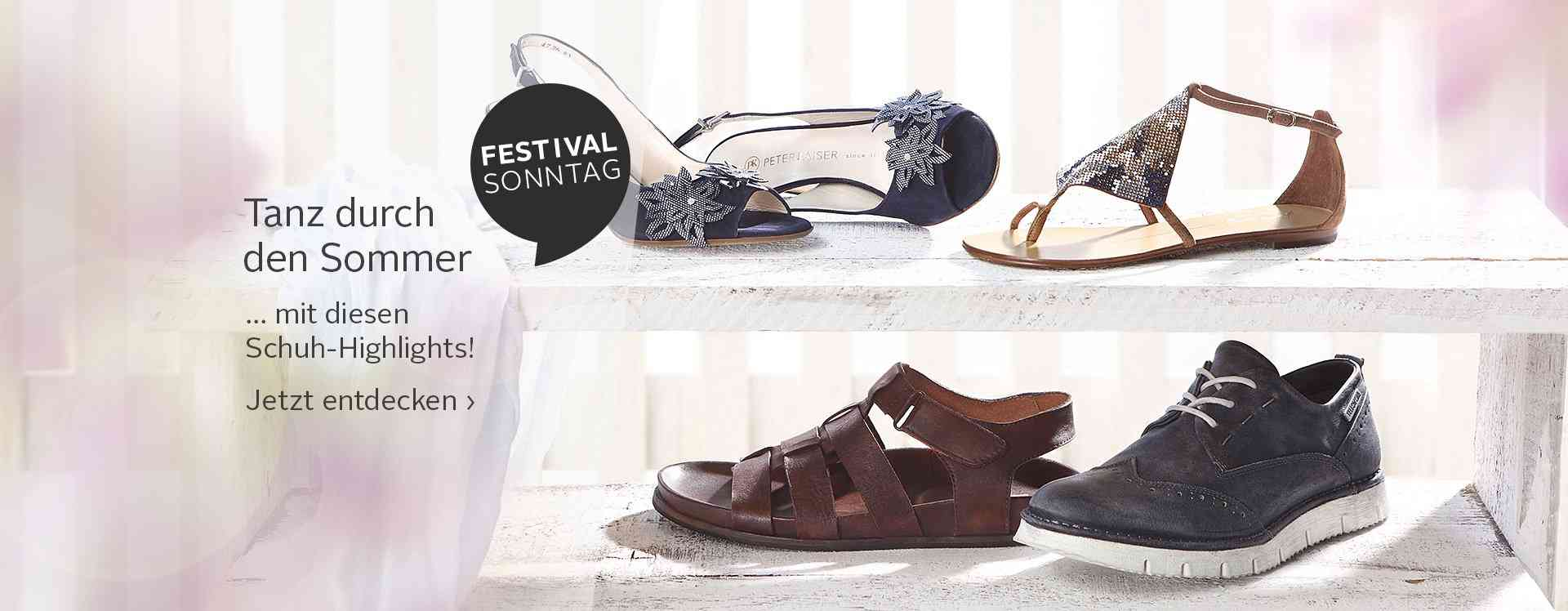 Entdecken Sie jetzt unsere große Auswahl an Schuhen. Bei OTTO finden Sie für jede Situation das Richtige!