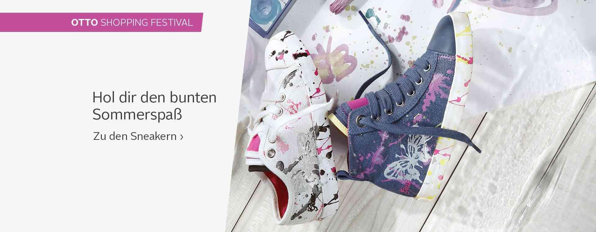 Mädchen Sneaker - der Dauertrend! Von klassisch bis kultig, die Allround-Talente machen den lässigen Look perfekt.