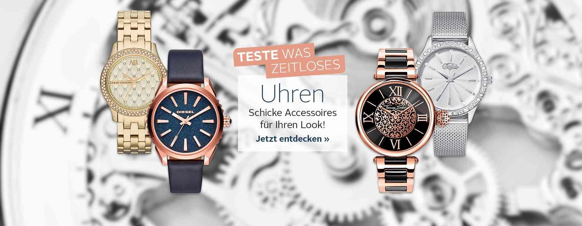Mit diesen Uhren ist es für den perfekten Look nie zu spät.