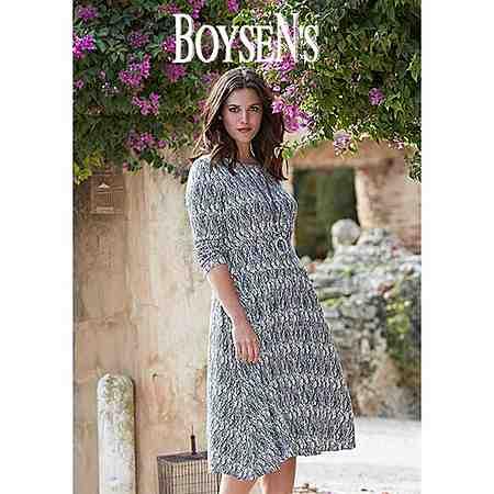 OTTO präsentiert Damenmode in großen Größen von Boysen's. Wohlfühlkleidung im trendigen Stil.