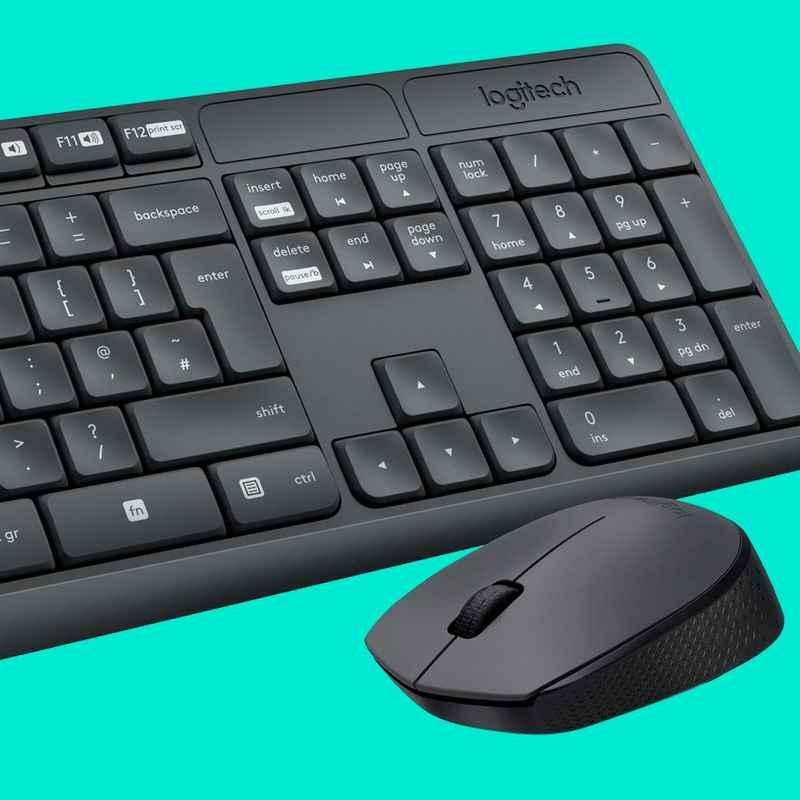 Logitech Tastatur
