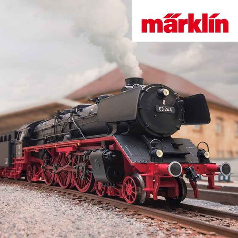 Modelleisenbahn-Loks