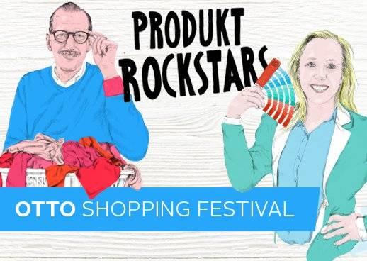 Service, Beratung, OTTO Shopping Festival