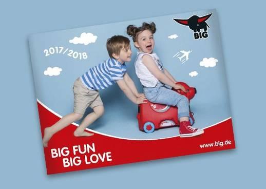 Der neue BIG Katalog 2017