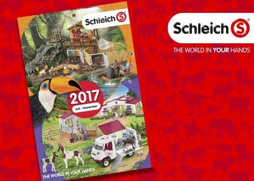 Blätterbarer Katalog Schleich