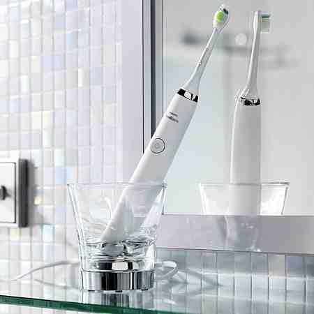 Körperpflege: Zahnpflege: Schallzahnbürste