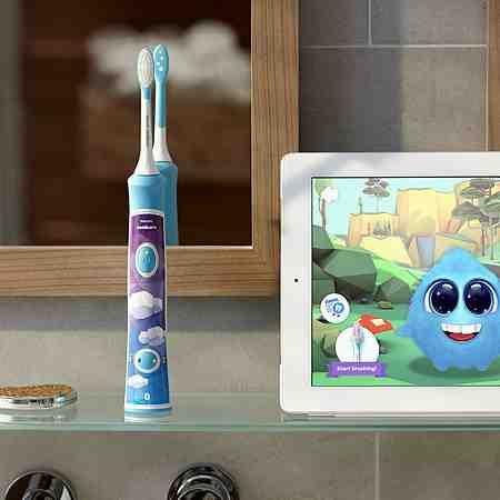 Körperpflege: Zahnpflege: Elektrische Kinderzahnbürste
