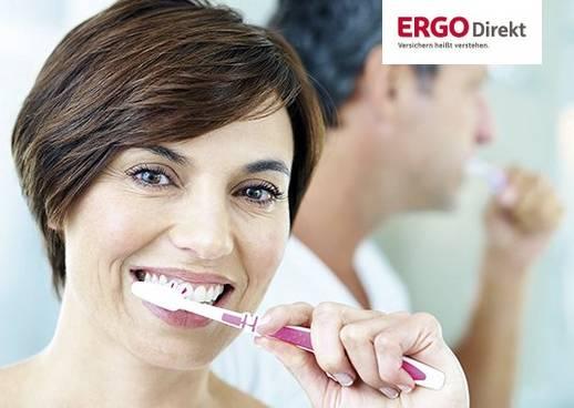 ERGO Zahnzusatz Versicherung Zahnvorsorge