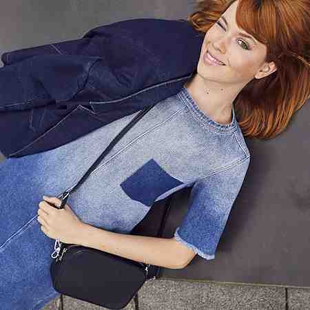 Denim Looks für jeden Stil. Elegant, trendy, casual oder feminin: Jeansstyles für jeden Look.