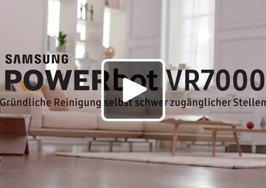 Samsung Video Powerbot